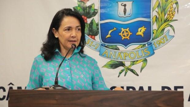 Morre a vereadora de Anápolis Vilma Rodrigues aos 56 anos