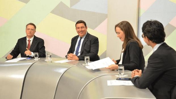 """Vitti à Nova TBC: """"Racha entre Caiado e Daniel favorece Eliton"""""""