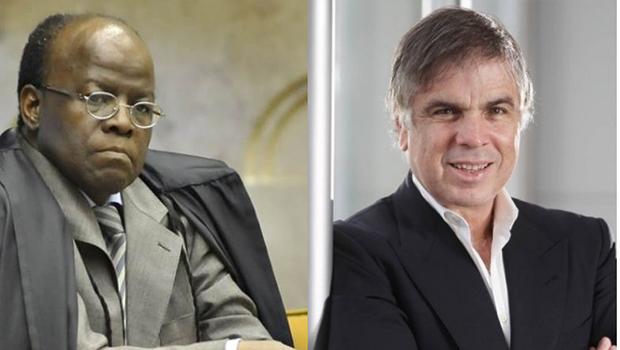 Joaquim Barbosa no PSB e Flavio Rocha no PRB