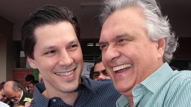 Ronaldo Caiado reabre diálogo com Daniel Vilela e Gustavo Mendanha, do MDB