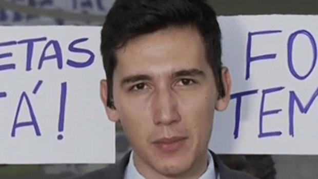Nilson Klava: o mais jovem repórter a aparecer no Fantástico