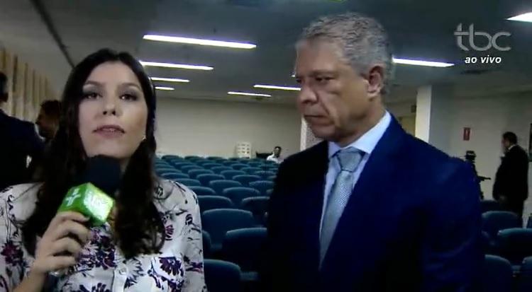 TBC entra ao vivo com informações exclusivas sobre a crise hídrica