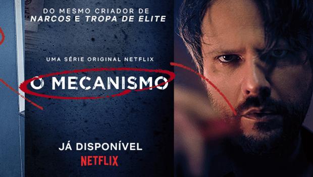 Netflix estreia série inspirada na Operação Lava Jato