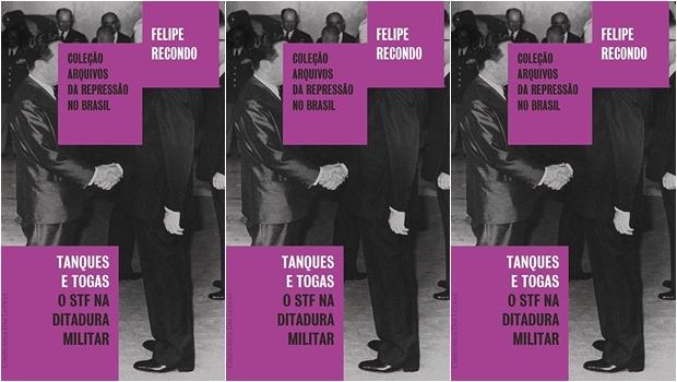 Jornalista lança livro sobre as relações da ditadura com o STF