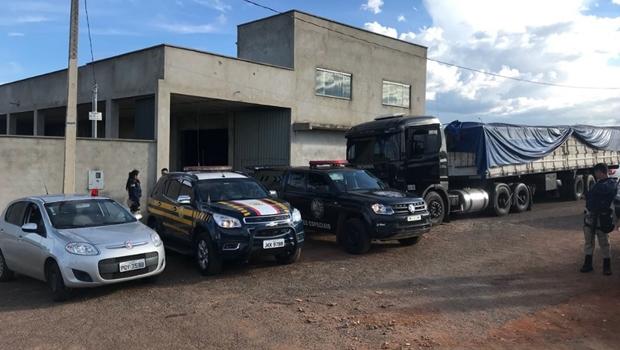 PC prende vereador e policial em operação contra comércio de cargas roubadas