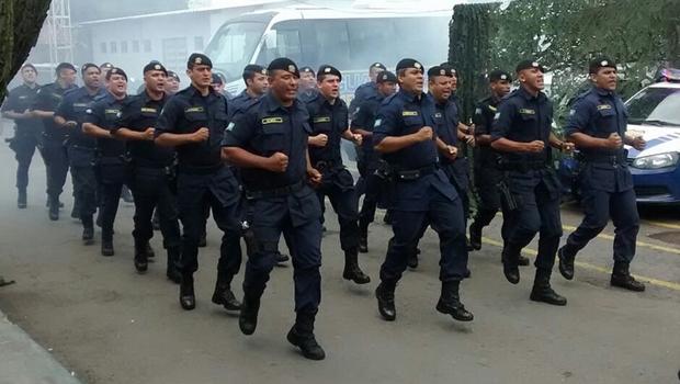 MP recomenda que gestão Iris forneça novo fardamento para Guarda Civil Metropolitana