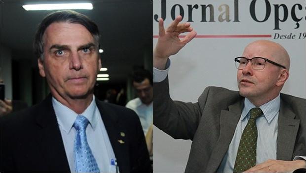"""""""Dificilmente Bolsonaro seguirá para o segundo turno"""", avalia Demóstenes"""