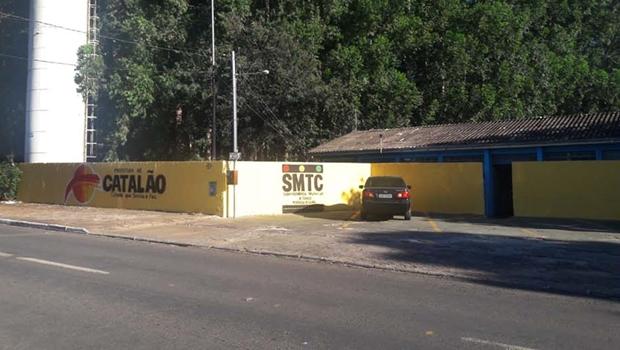 MP aciona Adib Elias por pintar prédios públicos com cores do MDB