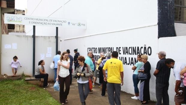 Vacinas contra H1N1 acabam em seis unidades de saúde de Goiânia