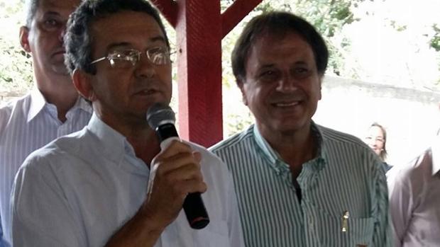 Adib Elias atropela Luiz Sampaio e banca Deusmar Barbosa