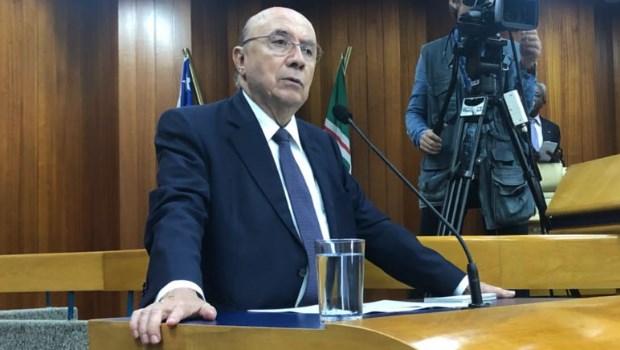 Goiás tem vantagem do agronegócio que dá sustentabilidade diante da crise, diz Meirelles