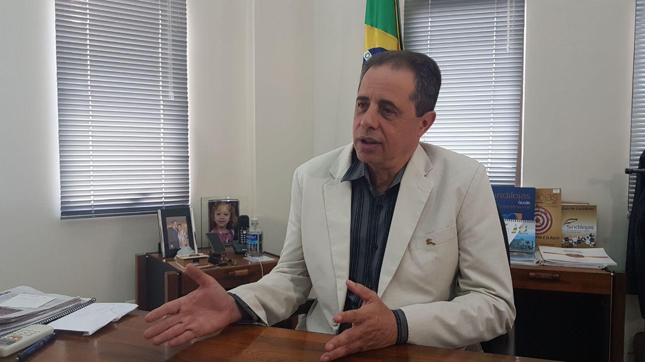 José Carlos Palma lança chapa para disputar a presidência da Fecomércio
