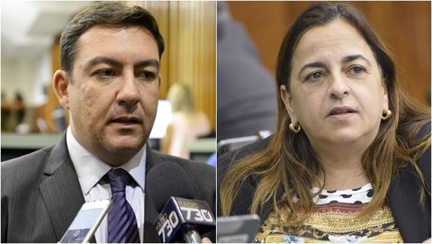 PSDB aposta que Eliane Pinheiro e José Vitti serão campeões de voto para deputado estadual