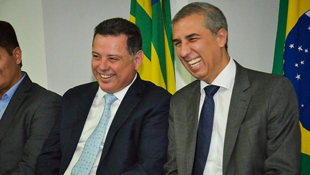TJGO suspende parecer do TCE que rejeitava contas de Marconi e José Eliton