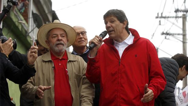 PT deve lançar Lula como cabeça de chapa, mas Haddad é o plano B