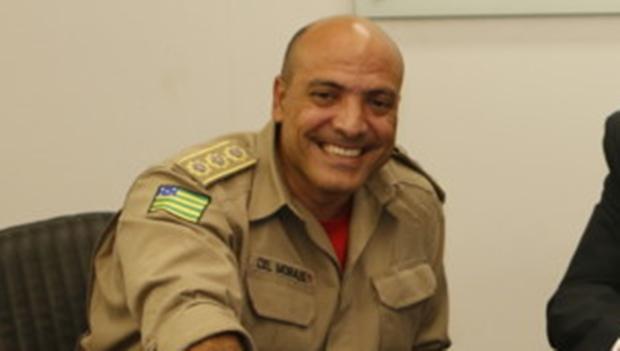 Corpo de Bombeiros de Goiás tem novo comandante