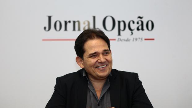 Políticos querem bancar Marcelo Baiocchi para a Prefeitura de Goiânia