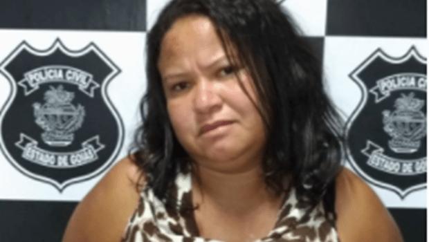 Mulher é presa em Goiânia após matar segundo companheiro a facadas