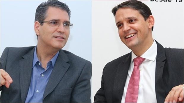 Herança eleitoral de Thiago Peixoto fica, em parte, para Francisco Jr. Se ele for vice