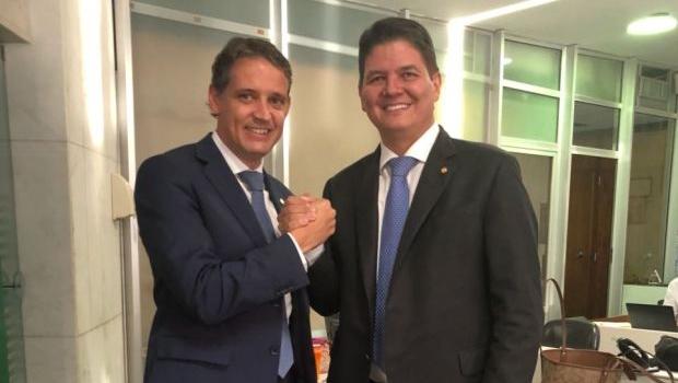Thiago Peixoto diz que não faz pressões pela Secima e não discute exonerações