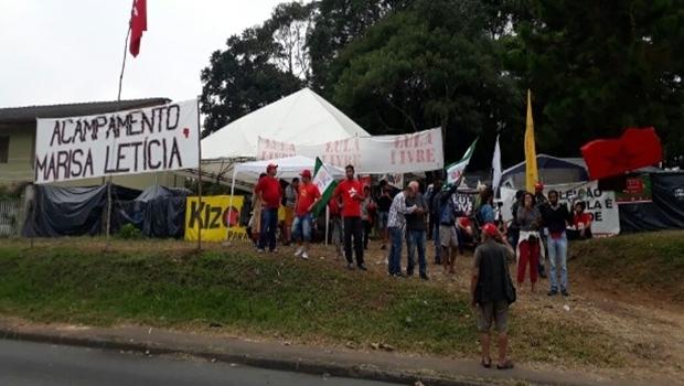 Ataque a tiros em acampamento pró-Lula deixa dois feridos
