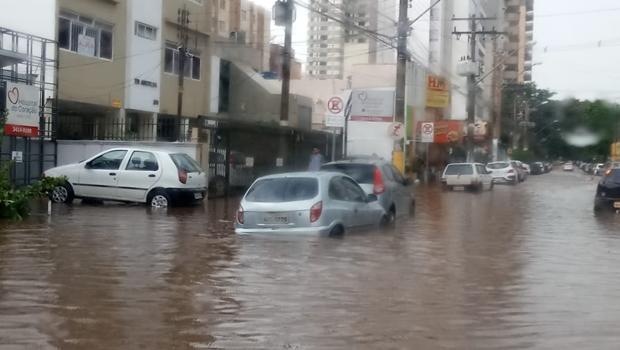 Diretrizes de drenagem de água devem ser incluídas no Plano Diretor de Goiânia