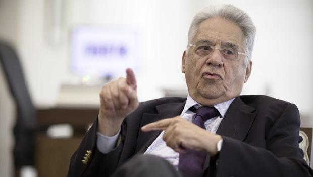 Em carta, FHC sugere que candidatos se unam contra Bolsonaro