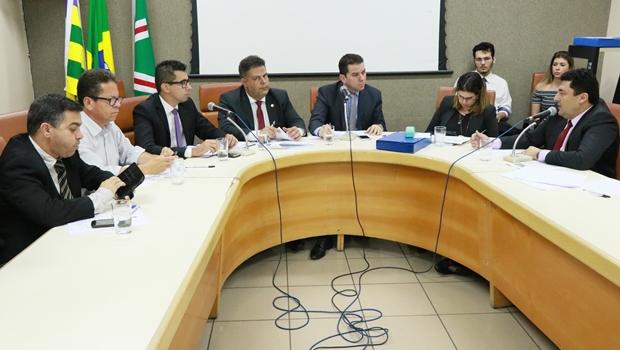 CEI das Obras Paradas encerra investigações e reclama que Paço atrapalhou comissão
