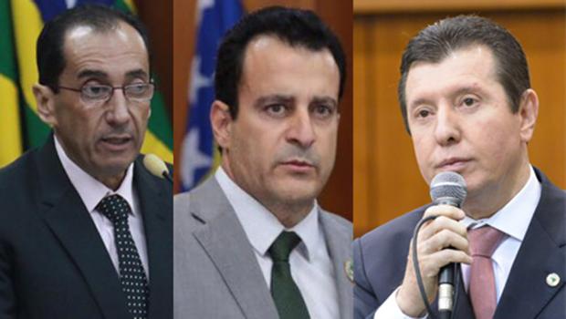 Kajuru assume presidência do PRP e prefere compor com Daniel Vilela e não com Caiado