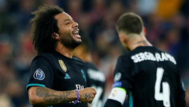 Brasileiro marca e Real Madrid vence Bayern de Munique de virada