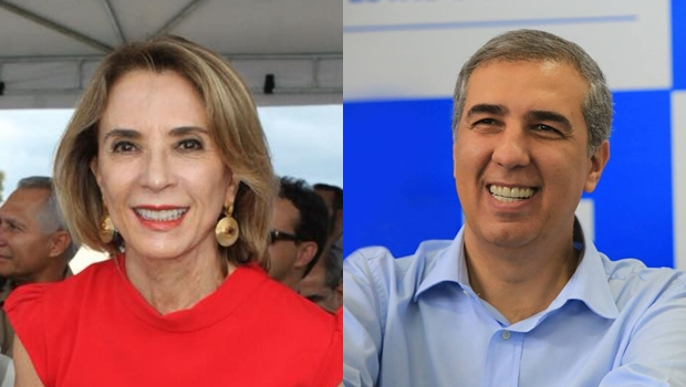 Raquel Teixeira é anunciada como vice de José Eliton
