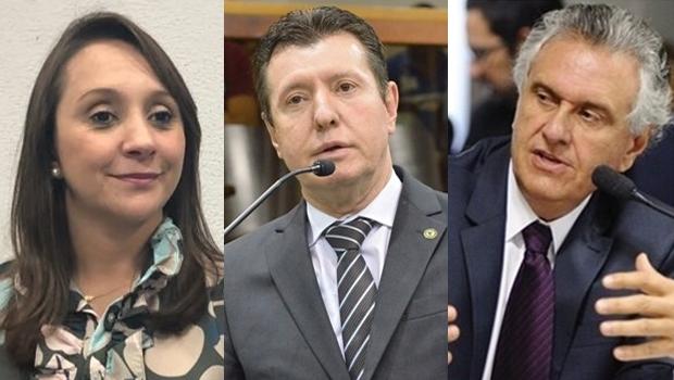 Com discurso de renovação, Podemos abraça velhos conhecidos da política em Goiás