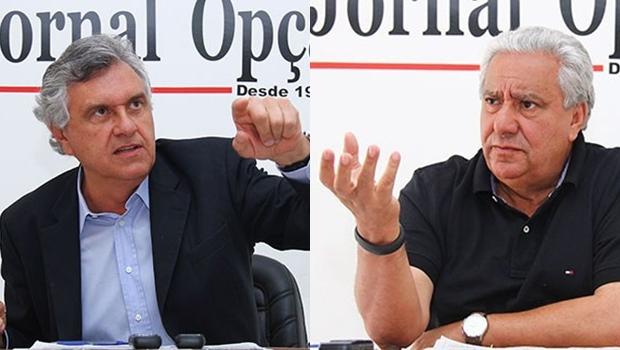 Ronaldo Caiado quer diálogo com Vilmar Rocha