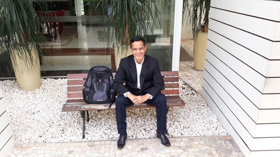 Internado por causa de meningite, Deusmar Barreto recupera-se bem