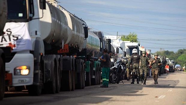 PRF nega rumores sobre indicativo de nova greve de caminhoneiros