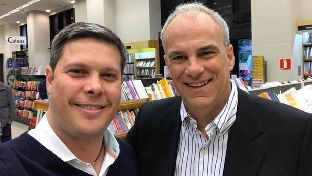 Ex-presidente da Juceg, Rafael Lousa articula lançamento de livro sobre política, em Goiânia