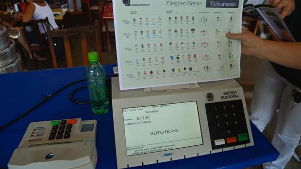 STF deve julgar no próximo mês uso de voto impresso nas eleições