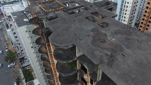 Audiência vai debater nesta quarta-feira (9) situação de prédios abandonados em Goiânia