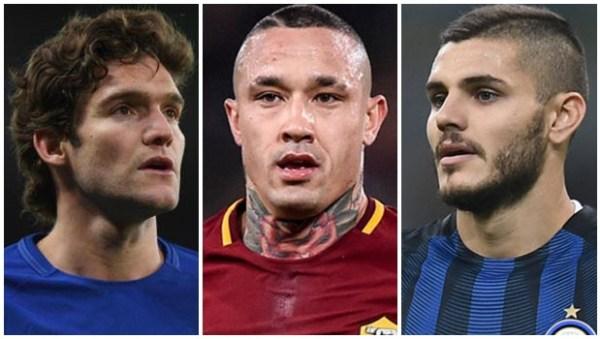 Seleção de 11 jogadores que não foram convocados para a Copa do Mundo