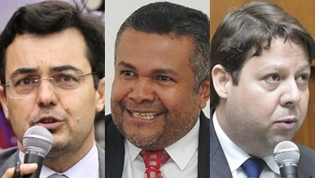 PDT aposta em três nomes para deputado estadual: Santana, Cabral e Graus