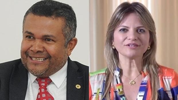 Santana Gomes aposta em Flávia Morais para vice de José Eliton