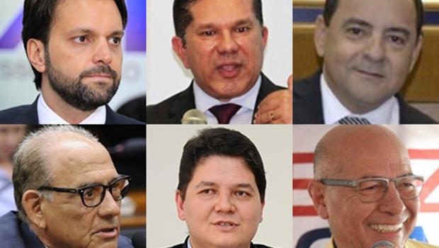 Alexandre Baldy aposta que o PP vai eleger cinco deputados federais