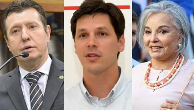 Daniel Vilela e Iris Araújo vão esvaziar estrutura de José Nelto no MDB