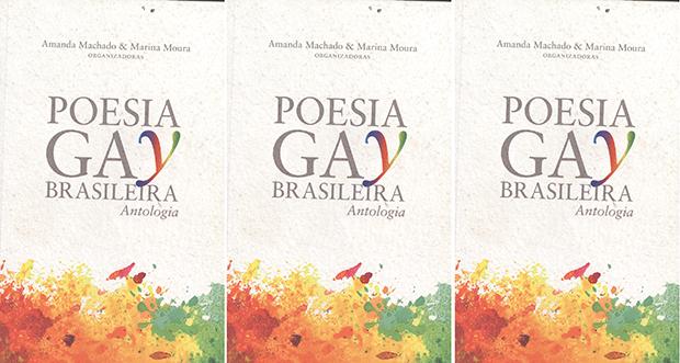 Livro reúne refinada poesia gay brasileira