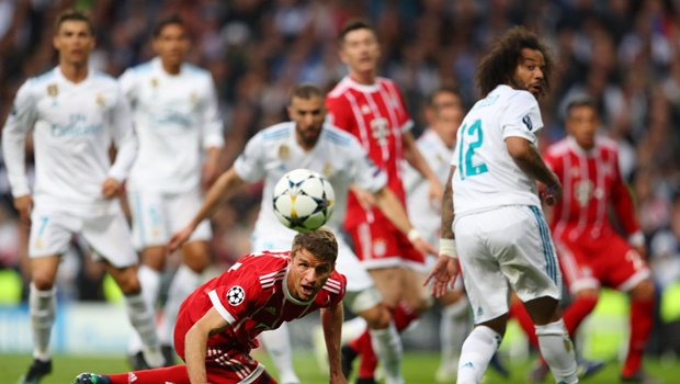 Real Madrid se classifica para a final da Champions League