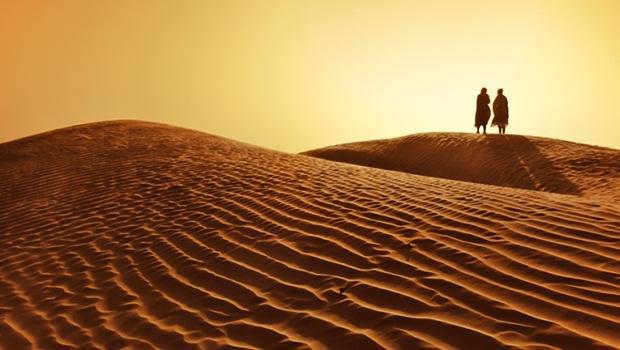 A crônica do deserto particular