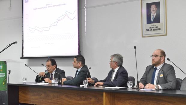 Governo de Goiás triplica investimentos em 2018