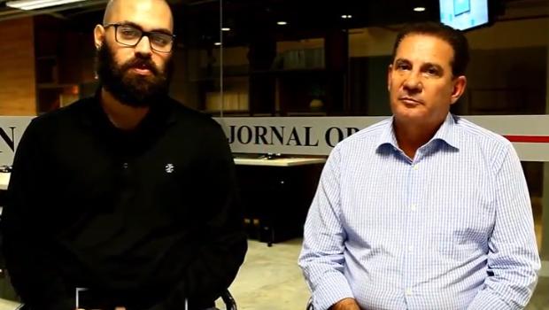 """""""Coloquei meu nome à diposição do PP"""", diz Vanderlan Cardoso sobre participar de discussões"""