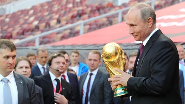 Veja os confrontos das oitavas de final da Copa do Mundo