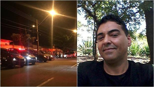 PM assassinado com 20 tiros em Goiânia teria sido confundido com o filho